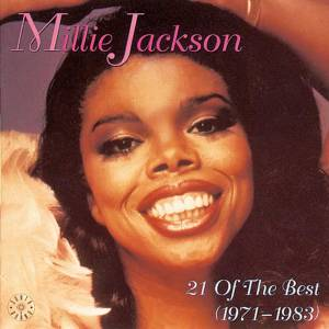 Soul and R&B singer Millie Jackson