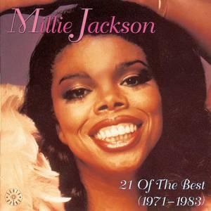 Soul and R&B singer Millie Jackson